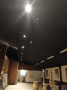 plafond na schilders beurt